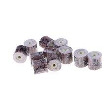 Sandpaper Grinding Wheel Mini Drill Dremel Tools OR 2pcs Mandrel Rotary Tool Abrasive Buffing Polishing For Woodworking 10pcs цена 2017