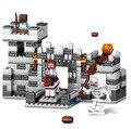 292 unids el battle city edificio de ladrillo juguetes para niños educación diy juguetes regalo compatible legoes minecrafted