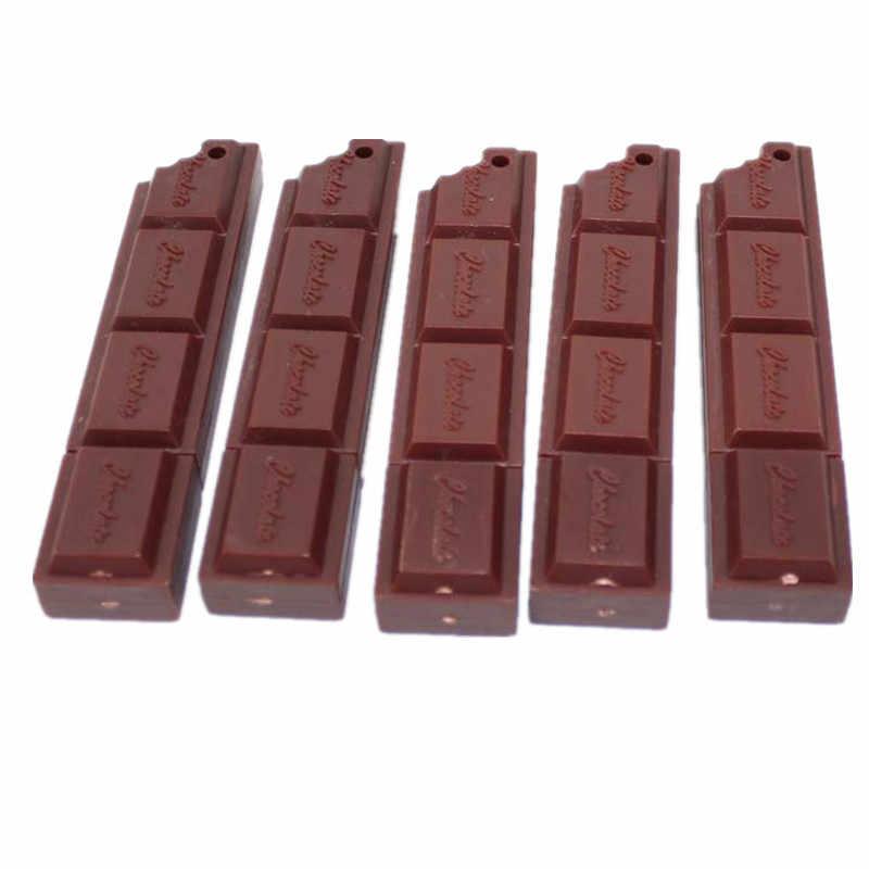 Chocolade Balpen Kawaii Caneta Creative Kalem Leuke Canetas Pennen Lapiceros Creativos Boligrafo Stylo Boligrafos