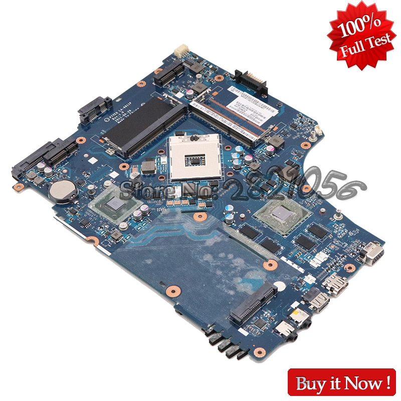 NOKOTION P7YE0 LA-6911P Laptop <font><b>Motherboard</b></font> For <font><b>acer</b></font> aspire <font><b>7750G</b></font> MBRMK02001 MB.RMK02.001 HD 6630M HM65 DDR3 100% tested image