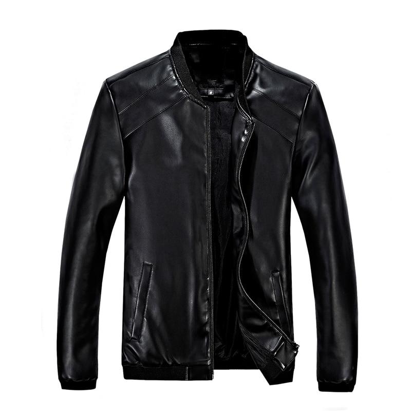 La nuova passerella di pelle degli uomini di vendita calda dovrà - Abbigliamento da uomo
