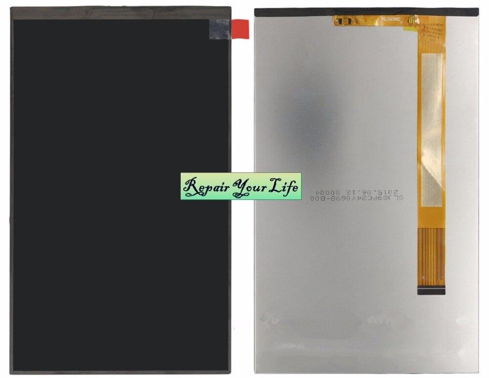 Prix pour Pour Onda V891 Tablet LCD SL089PC24Y0698-B00 AL0698C AL0698D AL0698 184*114*2 30 BROCHES Tablet Intérieure Écran D'origine Expédition rapide