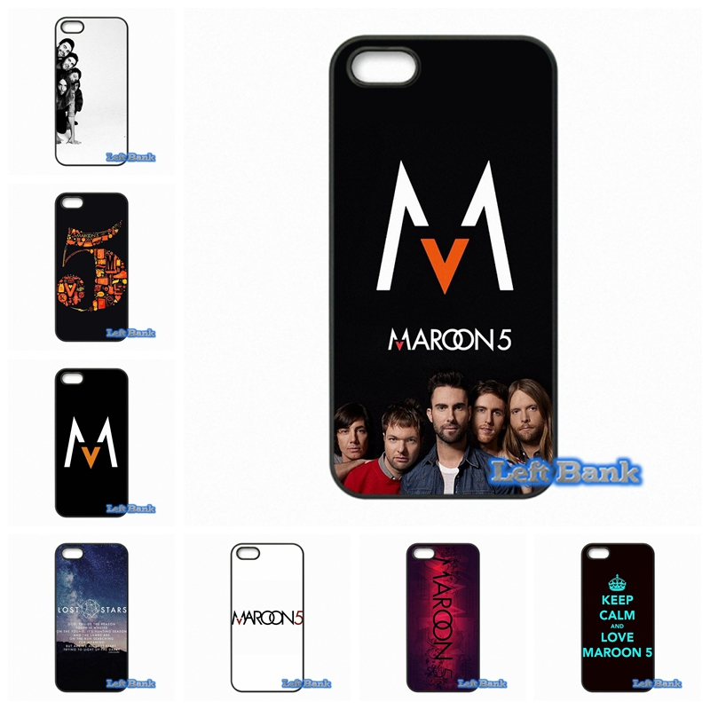 For Huawei Honor 3C 4C 5C 6 Mate 8 7 Ascend P6 P7 P8 P9 Lite Plus 4X 5X G8 Maroon 5 Mickey Madden Case Cover