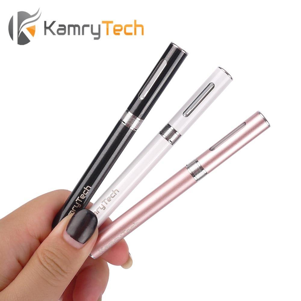 Kamry Reale Cig Formato Sigaretta Elettronica Smettere di Fumare Aiuto Mini Penna Vape Portatile Elegent Disegno Senza Perdite