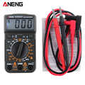 ANENG AN8201 Transitor Tester Digital Multimeter Backlight AC/DC Ammeter Voltmeter Ohm Electrical Tester Portable 1999 counts
