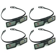 3D Glasses Active Shutter for Optoma Sharp LG Acer BenQ Acer Dell Vivitek G15-DLP DLP-LINK DLP Link Projectors cheap NoEnName_Null None Immersive Glasses Only Bundle 1