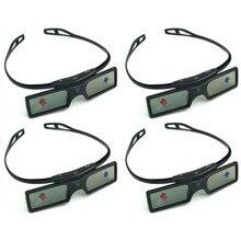 3D משקפיים פעיל תריס עבור Optoma שארפ LG Acer BenQ Acer Dell Vivitek G15 DLP DLP LINK DLP Link