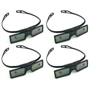 Image 1 - 3D משקפיים פעיל תריס עבור Optoma שארפ LG Acer BenQ Acer Dell Vivitek G15 DLP DLP LINK DLP Link