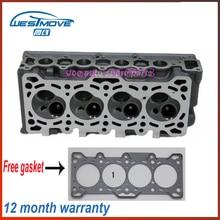 Cylinder head for Chevrolet  Daewoo Matiz Spark 995CC 1.0L  Petrol  SOHC 8V 2003-06 ENGINE : B10S     96642709 96666228
