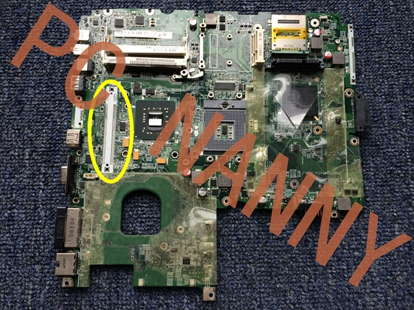 DA0ZK2MB6E0 MBASR06001 for ace aspire 6930 laptop motherboard GM45 DDR2 + Free CPU Fully working Grade A