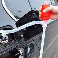 Dewtreetali ручной газойль воды насос для перекачки жидкости Сифон шланг для автомобиля Motorcyle грузовик автомобиль жидкий насос