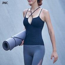 2017 Women Sweaty Betty Yoga Tank Top Bra Shirts Sexy Seamless Padded Sports Bra Goddess Yoga Top Shirts for Female