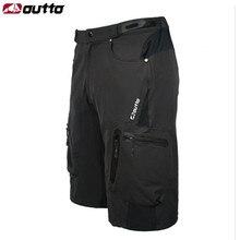 Мужские велосипедные шорты OUTTO, MTB, горный велосипед, Ropa, дышащие, свободные, подходят для спорта на открытом воздухе, бега, езды на велосипеде, шорты