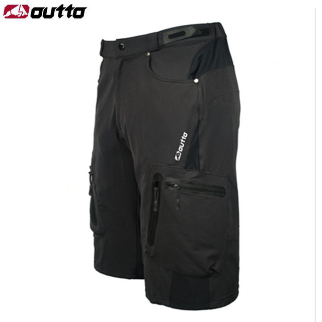 OUTTO Men s Cycling Shorts MTB Mountain Bike Ropa Breathable Loose Fit For Outdoor  Sports Running Bicycle Riding Shorts 6cb9215d6