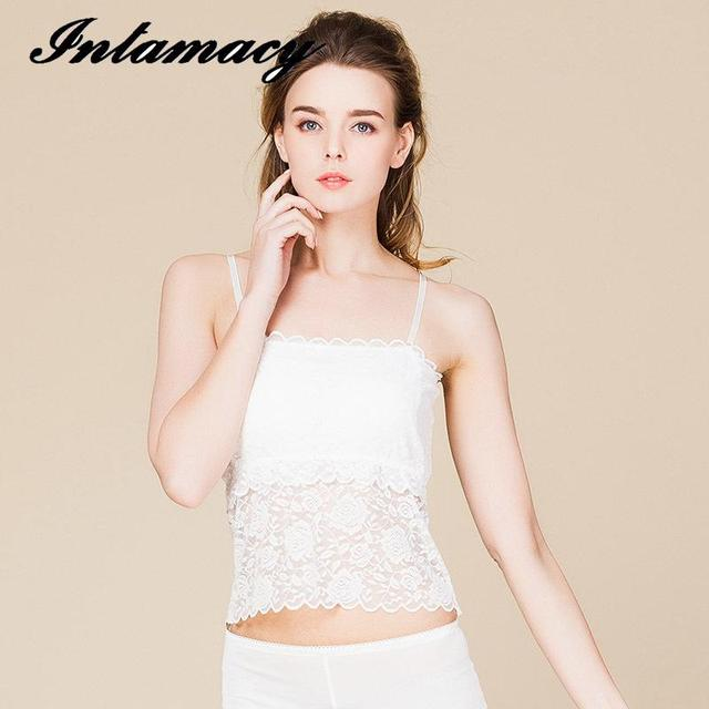 The New Summer Silk Sling With Female Bra Bra Underwear Lace Wrap Chest Bib Primer 100% Silk