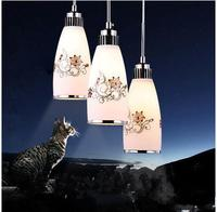 LED15wสามแสงแฟชั่นที่ทันสมัยห้องรับประทานอาหารโคมไฟ11วัตต์-15วัตต์โคมไฟ110โวลต์-240โวลต์@-9