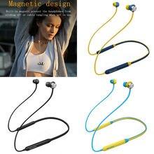 Bluedio TN магнитные Bluetooth 4,2 шейные наушники спортивные Bluetooth стерео гарнитура бас Наушники Беспроводные Проводные Наушники