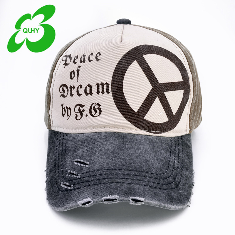 2017 fashion Peace baseball hat quality snapback cap baseball cap 6 color Peace sign embroidery hat for men women boy girl cap