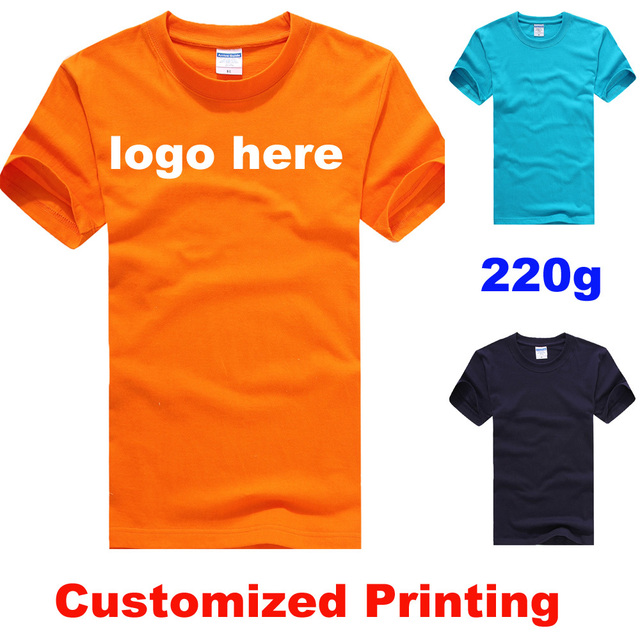 ddcaff400 Custom printing t shirt print service China heat transfer Digital printing  embroidery logo on Blank tees XXXL 4XL black HY02