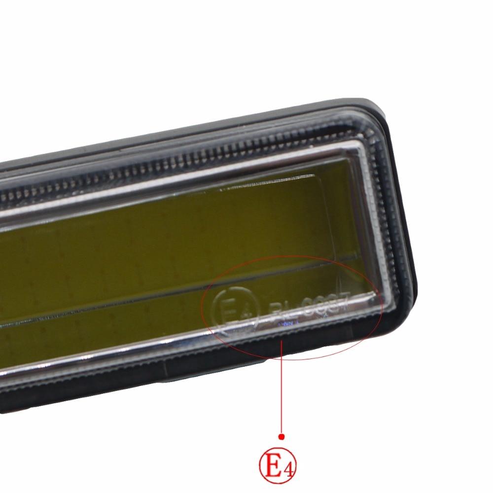 Eonstime 2τμ 15εκ COB LED Οχήματα Φώτα ημέρας - Φώτα αυτοκινήτων - Φωτογραφία 3