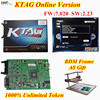 DHL Free Best Quality KTAG K TAG V2 13 Hardware V6 070 ECU Programmer New Design