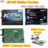 DHL Free Best Quality KTAG K TAG V2 13 Hardware V6 070 ECU Programmer New Design