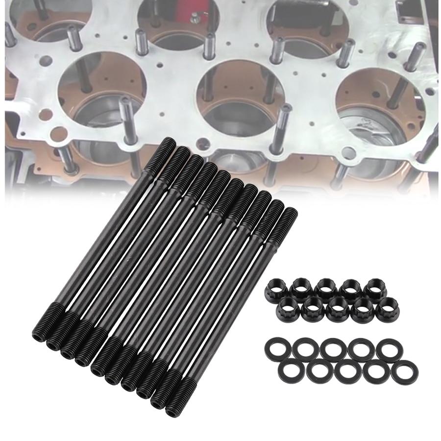 АРП Головка блока цилиндров комплект для Honda/Acura GSR B18C1 B18C5 B20VTEC LSVTEC 208-4303