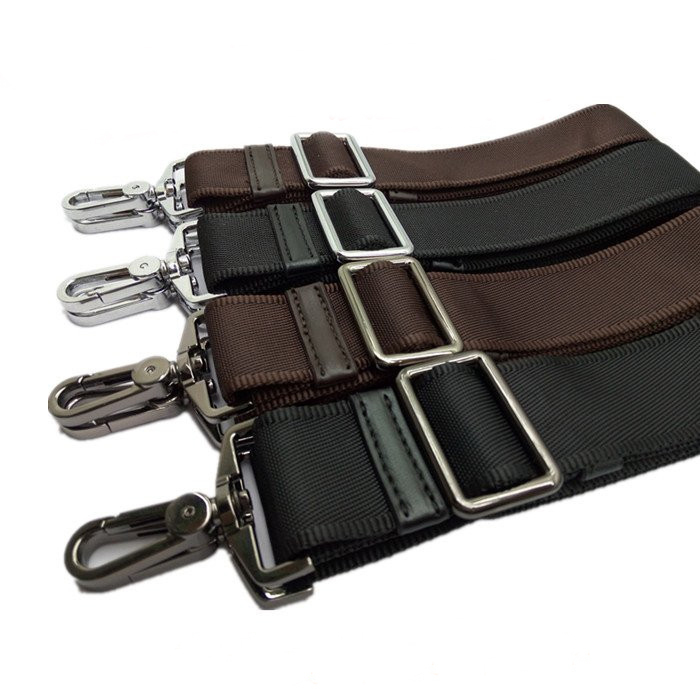 38mm Powerful Hook Nylon Belt Accessory,replacement Men Bags Long Shoulder Strap,man Laptop Bag Straps,repair Bag Shoulder Strap