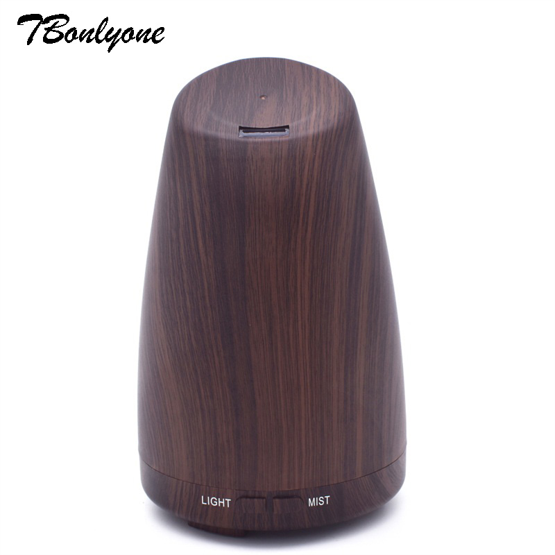 Tbonlyone 100ML Amazon Hot Sell Air Humidifier Aroma Diffuser Ultrasonic Aromatherapy Essential Oil diffuser with Colorful Light tbonlyone 100ml amazon hot sell air humidifier aroma diffuser ultrasonic aromatherapy essential oil diffuser with colorful light