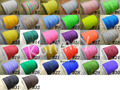 31 Colors Avail. --ECO 1.0mm Chinese Knot Cord/Braided Macrame Nylon Beading Cord Best For Shamballa Bracelet (350Yds/Roll)--BCA