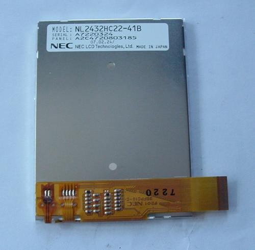 LCD screen NL2432HC22-41B 4.3 inch touch screenLCD screen NL2432HC22-41B 4.3 inch touch screen