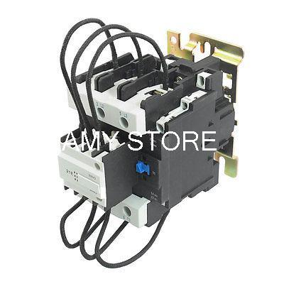 цена на CJ19-95 Ui 500V 36V Coil 95A Pole 1NO Changeover Capacitor AC Contactor