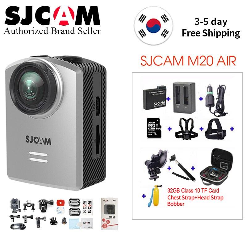 100% Original SJCAM M20 AIR Action Kamera Full HD Novatek96658 1080 P 30FPS WIFI 1,5
