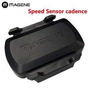 Image 2 - MAGENE bilgisayar kilometre ANT + hız ve ritim çift sensör bisiklet hız ve ritim ant + uygun GARMIN iGPSPORT bryton