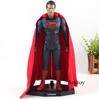 Man of Steel Superman Figure 1/6 Scale Collectible Figure Collector's Edition PVC Super Man Collection Model Toy for Boys Gift
