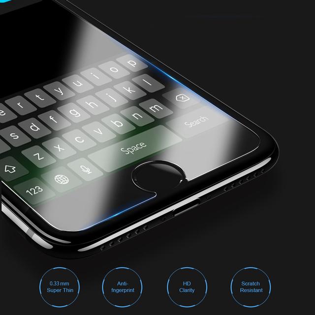 Tempered Glass Screen Protector pre iPhone Samsung Redmi Huawei (17 modelov)