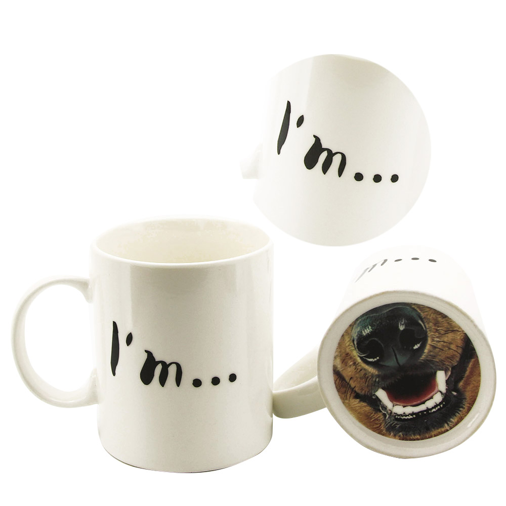 the office mugs. 1Piece 3D Dog Nose Funny Mug Animal Coffee Cups Office Mugs Doggy Style Novelty Gifts For Pet Lovers-in From Home \u0026 Garden On Aliexpress.com The O