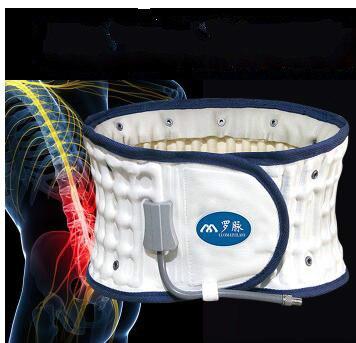 ФОТО Health protection of belt men's and women's waist tora breathable lumbar tractor lumbar strain of lumbar muscles cold sore
