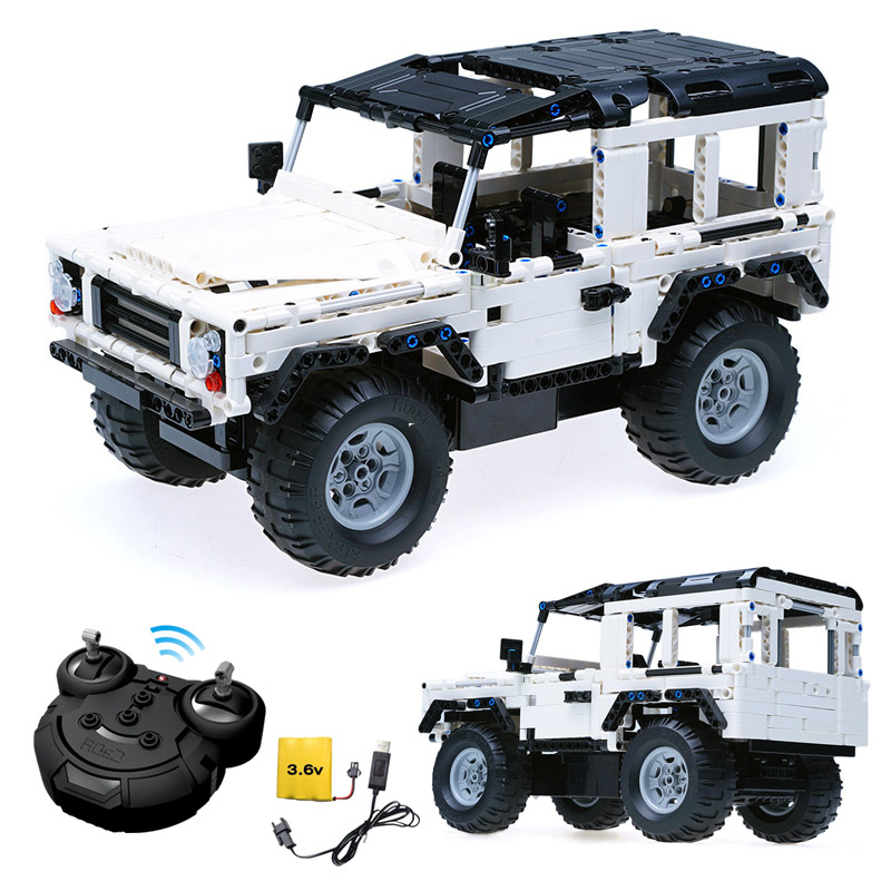 Building Block Toys Simulation RC Remote control Car Assembled Blocks Children Toys Gift Building Blocks Red Car Model 531pcs 2 in 1 rc car compatible legoinglys radio technical vehicle green suv control blocks assembled blocks children toys gift