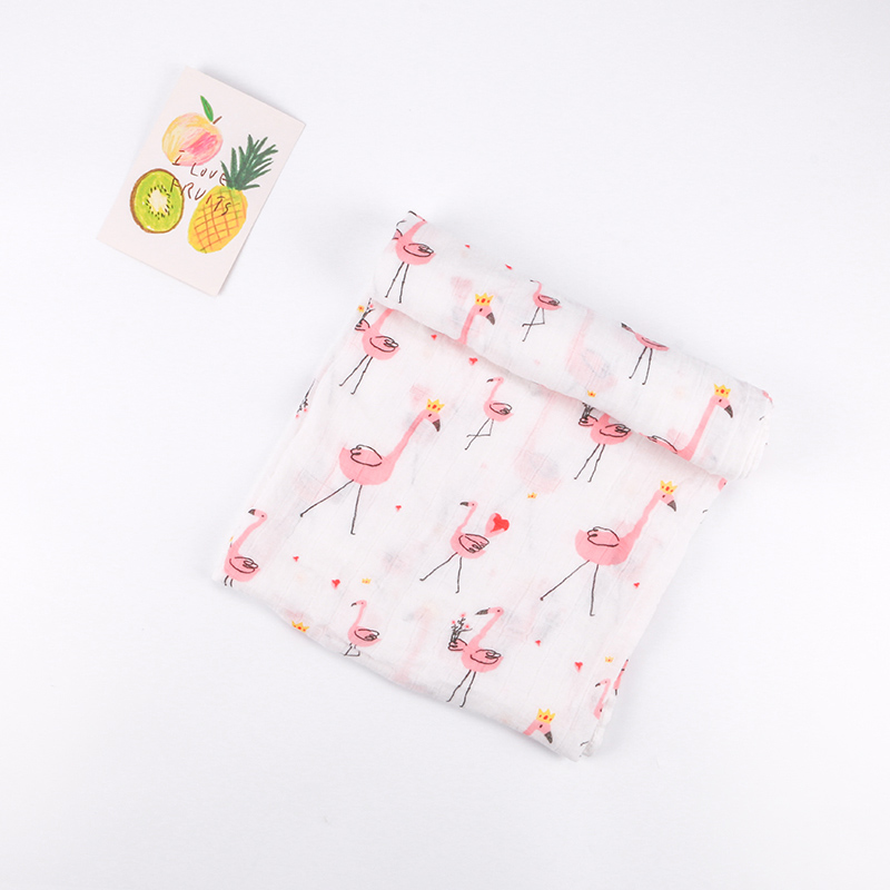 Super Soft Baby Blanket For Newborns Soft Cotton Bamboo Fiber Baby Swaddle Multipurpose Stroller Cover Wrap For Infant