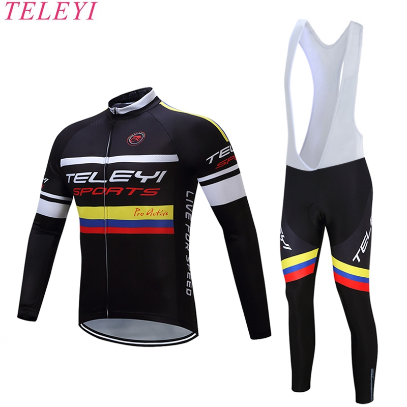 TELEYI Shelbey Maillot Bicycle Wear/cycling wear Ropa Ciclismo/Bicycle Sportswear /Cycling Clothing Cycling Jerseys