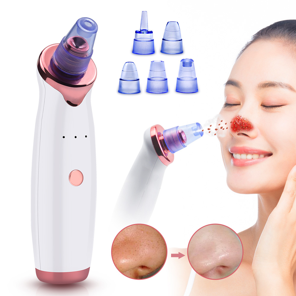 Blackhead Remover Skin Care Vacuum Cleaner Suction Removal Scar Acne Pore Peeling Face Facial Skin Care Tools Beauty Machine