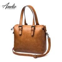 AMELIE GALANTI женские сумки с клапаном из мягкой искусственной кожи на плечо модные однотонные повседневные сумки женские сумки через плечо с не