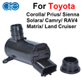 Стеклоомывателя Насос Для Toyota Corolla Camry RAV4 Matrix Prius Фары Автомобиля 85330-33020 85330-AA010 85330-12340 85330-20190