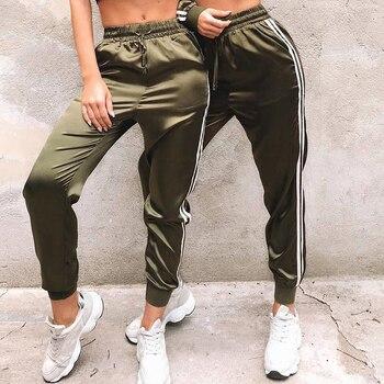 Pantalon ample survêtement Streetwear mode Femmes