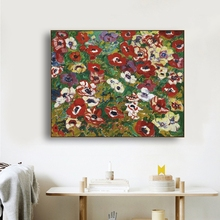 Abstract Flowers Famous Canvas Painting Calligraphy Poster and Prints Living Room House Wall Decor Art Home Decoration Picture black and white art canvas painting calligraphy poster and prints living room house wall decor art home decoration picture