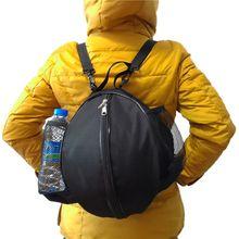 Men&Women Fitness Sports Gym Bag Basketball Backpack Water Bottle Ball Pack Socc