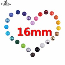 Chime Sounds Ball Jewelry Mexican Bola Maternity Harmony Bola 16mm Bola Ball fit Aromatherapy Locket Pendant Angel Caller Gift