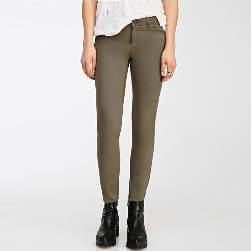 Creative Stylish Women Slim Fit Skinny Formal Pants Business Casual Long Pencil