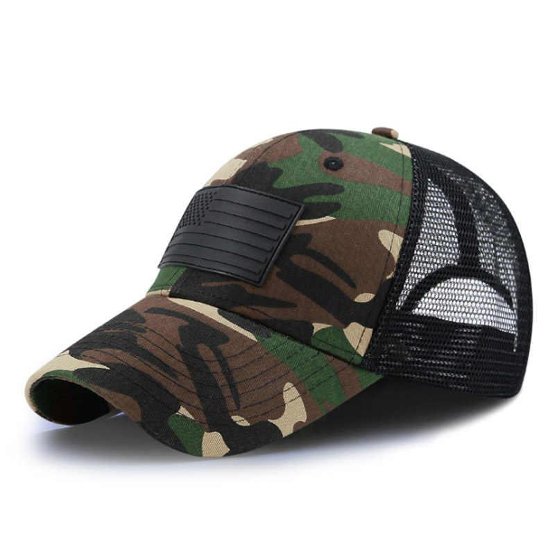 37dab6549 [AETRENDS] 2018 New Summer Sport Mesh Baseball Caps Men or Women Outdoor  Snapback Bone Breathable Hats Z-6273
